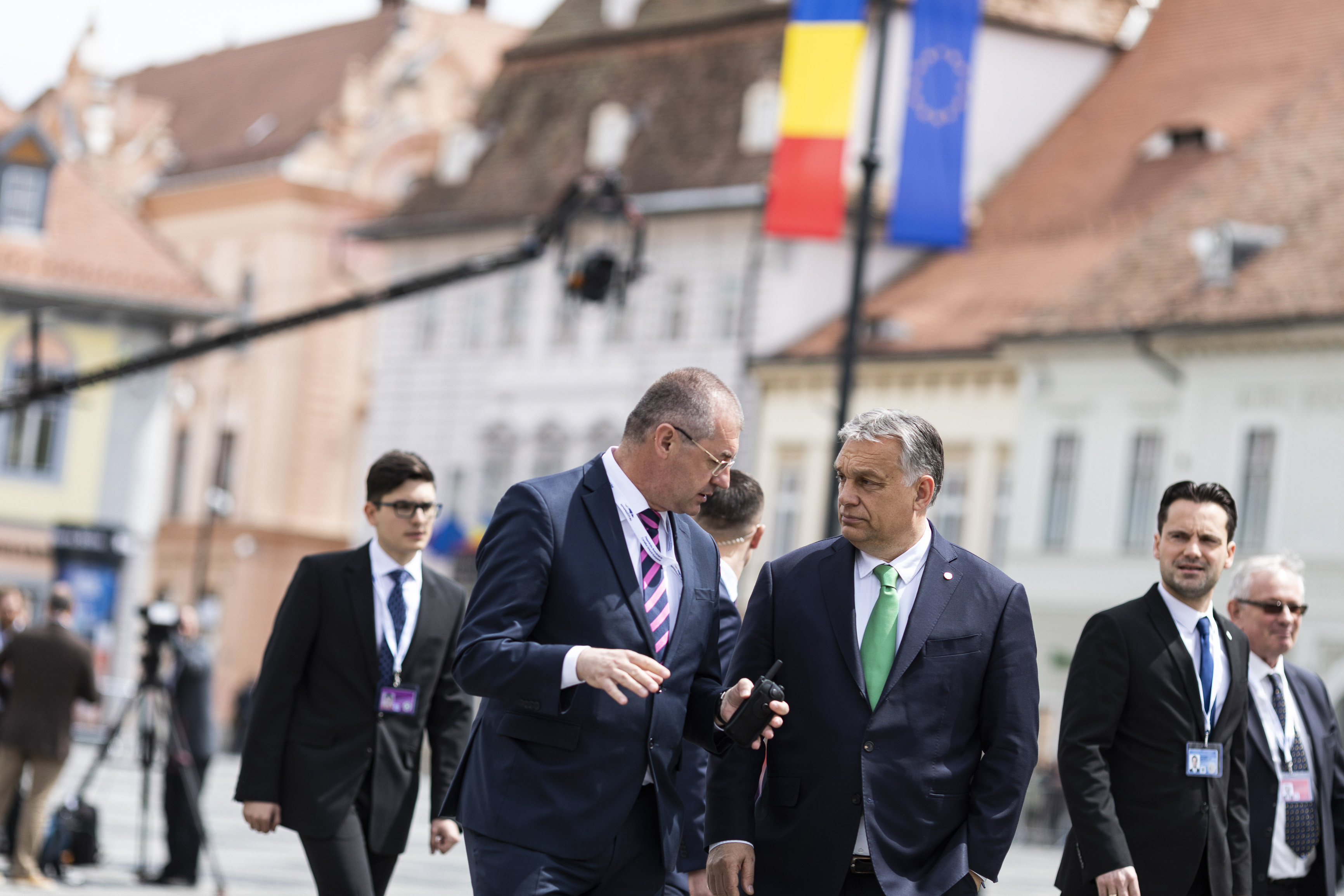 Orbán romania