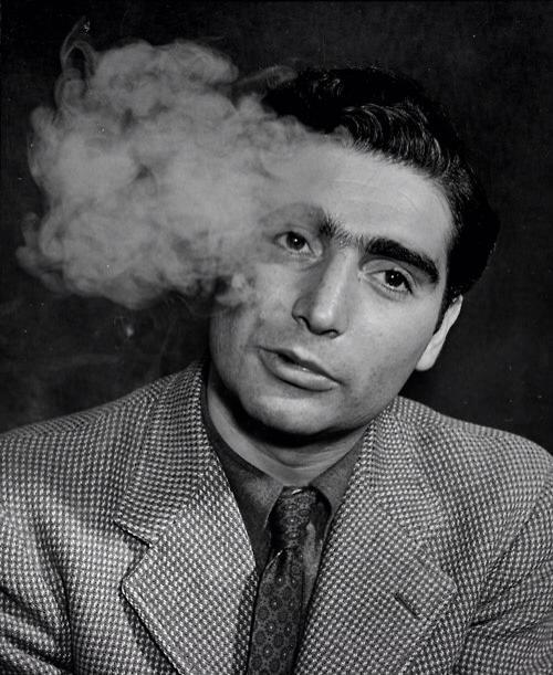 Robert Capa, photographer, Hungary
