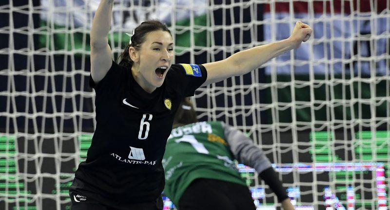 Rostov-Don qualifies for women's handball Champions League final