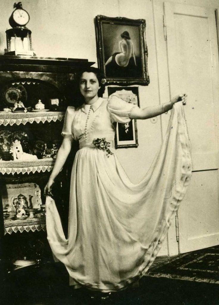 Hannah Senesh, poet, Hungarian