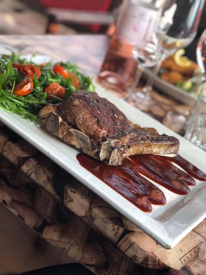 Tüke Winehouse, gastronomy, food, Hungary