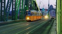 Villamos - Budapest tömegközlekedés