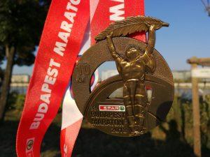 aranyérem futás SPAR maraton
