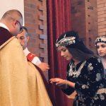 azbej iraq hungary church