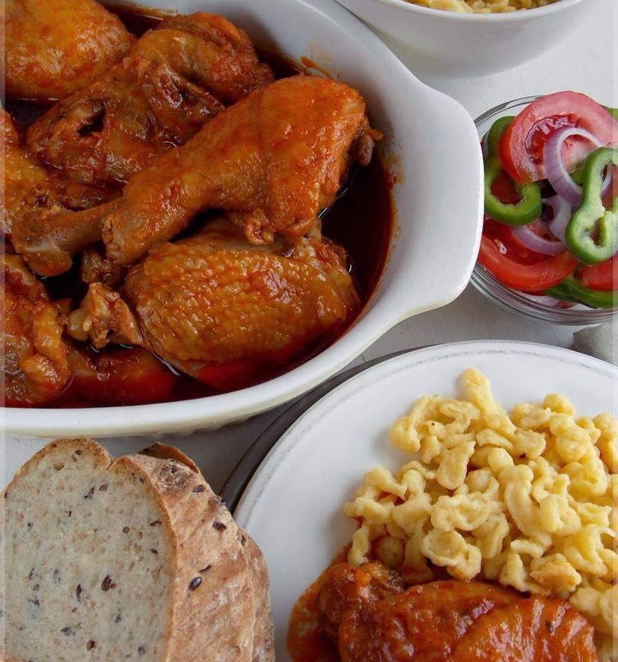 chicken, stew