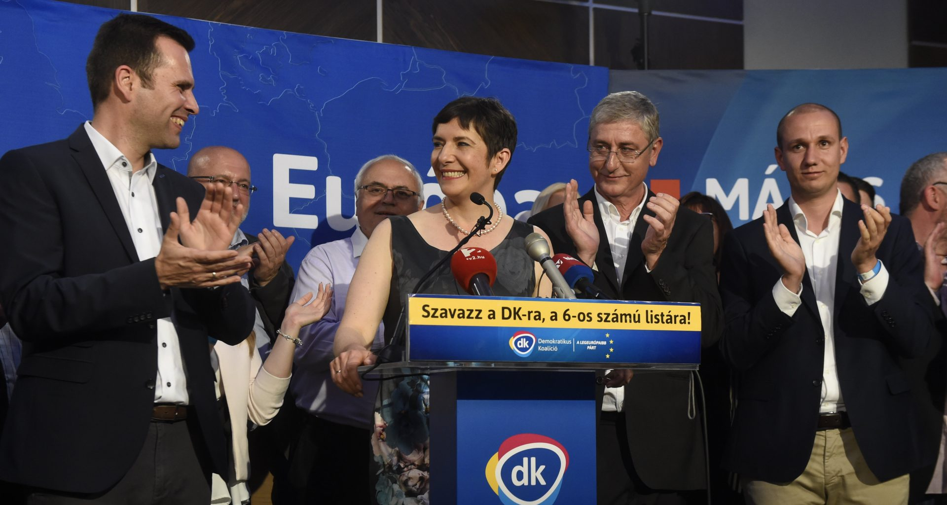 dk ep election 2019 dobrev
