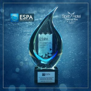 espa award spirit hotel