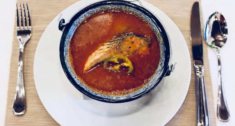 fish soup, gastronomy, food