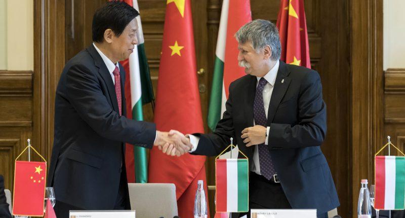 hungary china relations