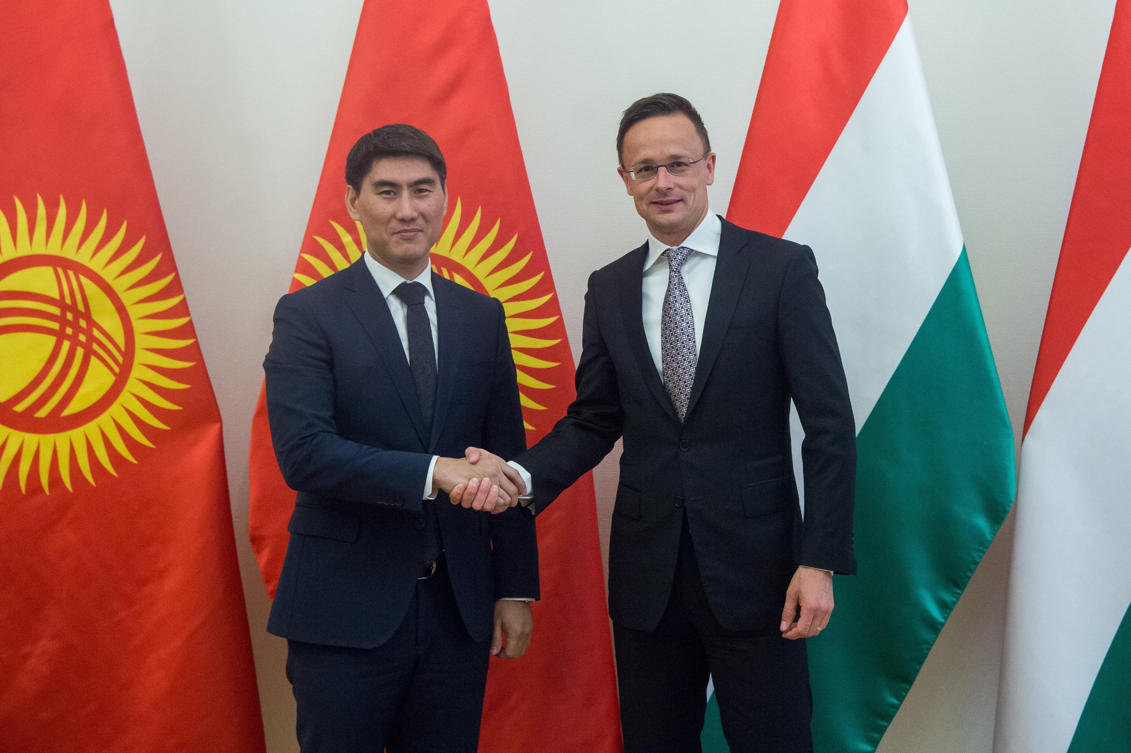hungary kyrgyzstan