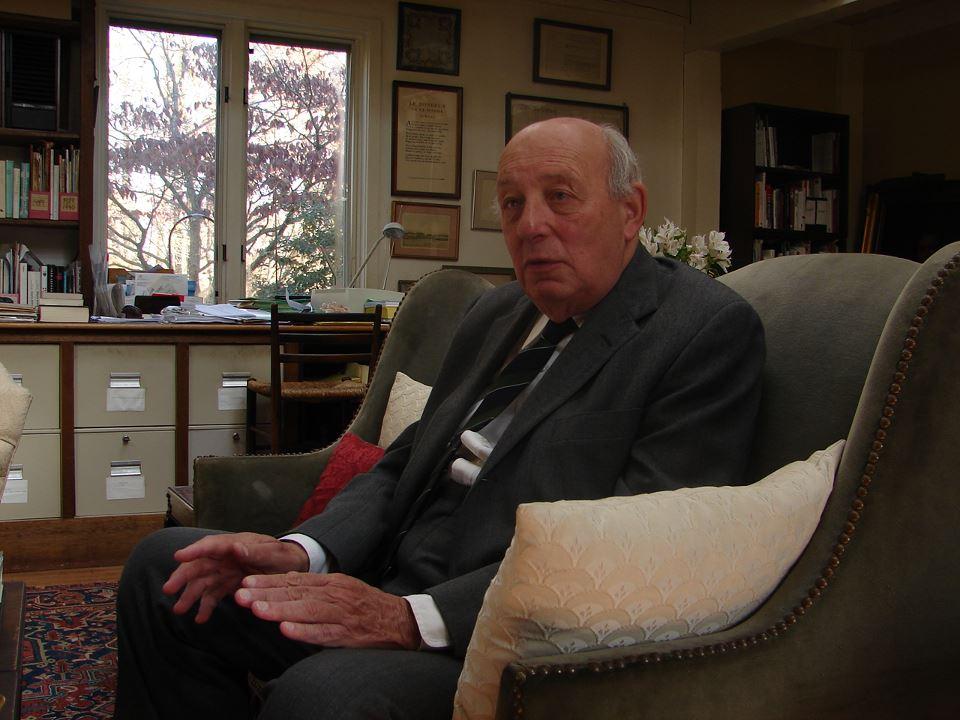 Budapest John Lukacs Historian American