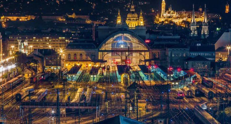 keleti railway station