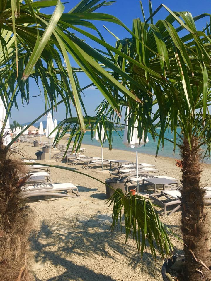 Budapest's astonishing 'beach' opens today! - photos