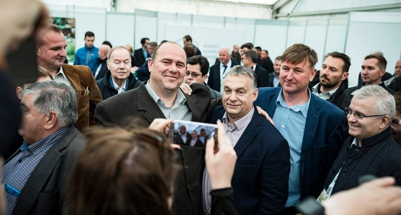 orbán photo