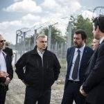 salvini border fence hungary orbán