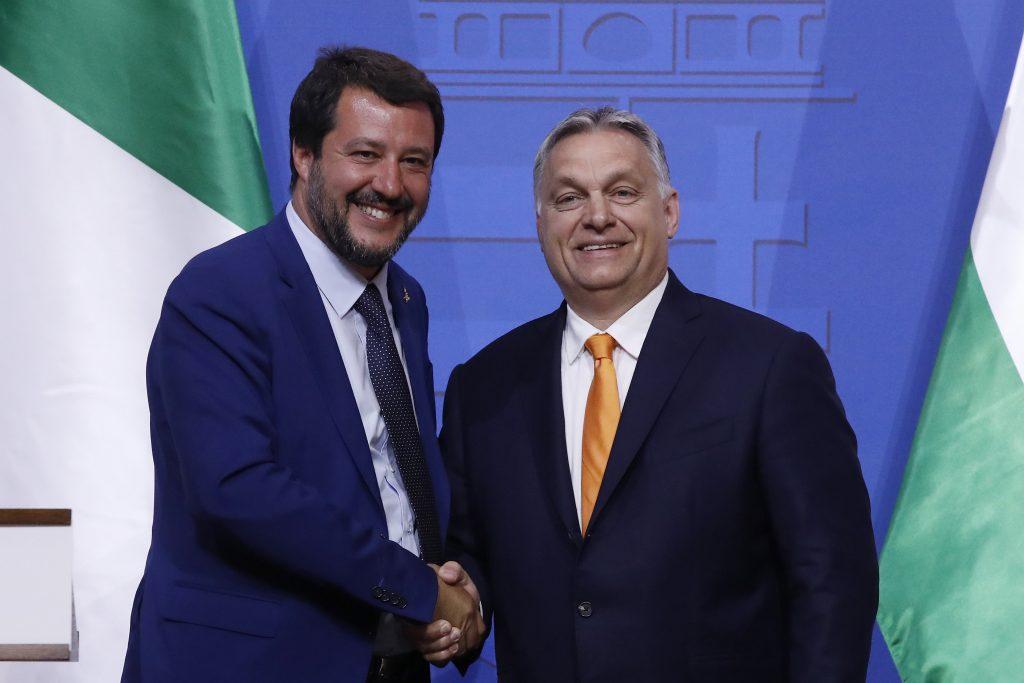 orbán salvini italy hungary
