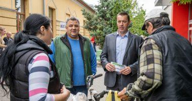 president of Jobbik Sneider
