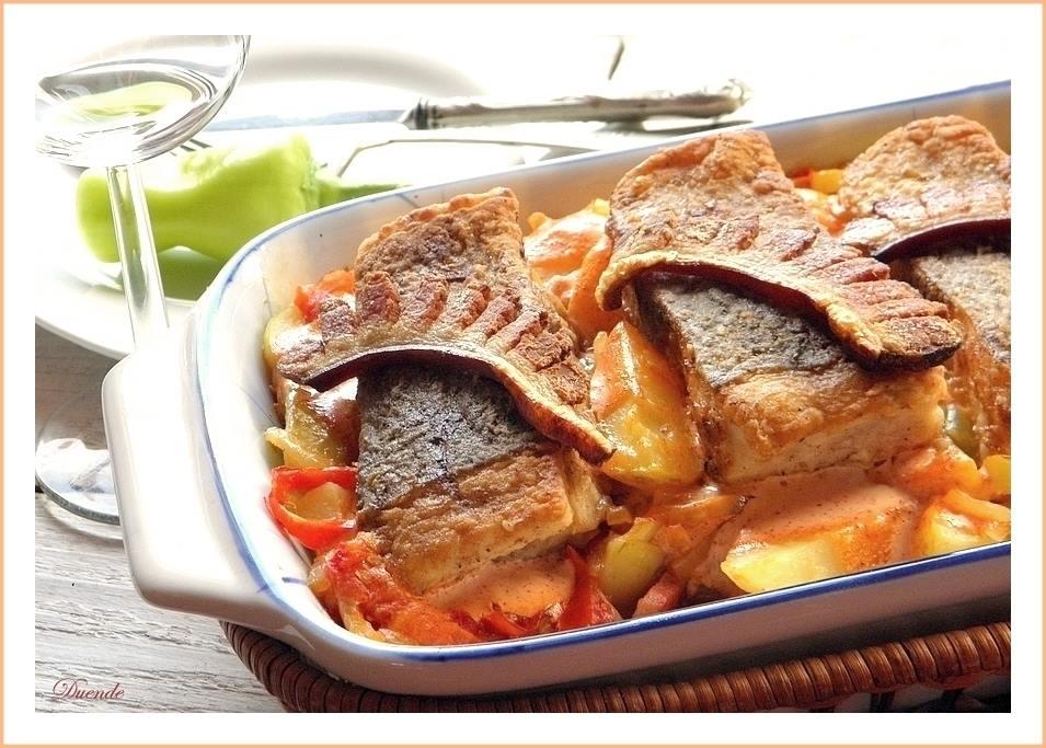 fish, gastronomy, food