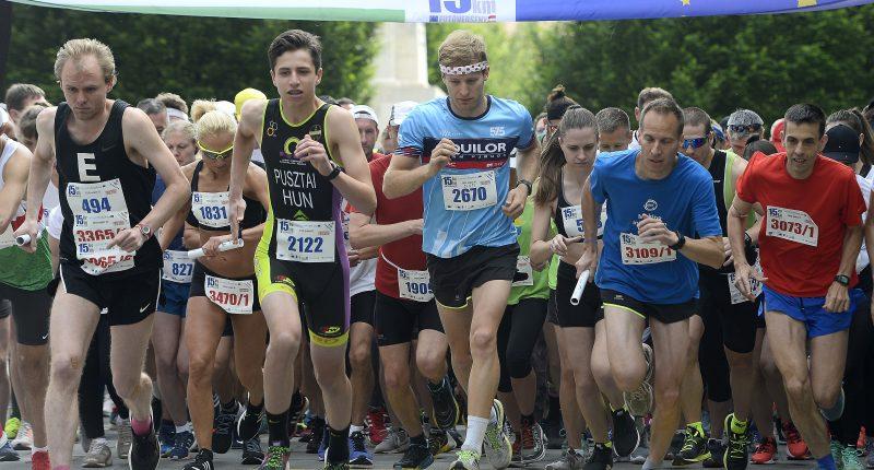 marathon hungary running