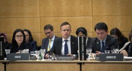 forieng minister in oecd