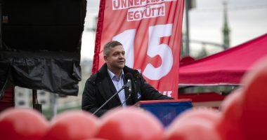 tóth socialists ep election 2019