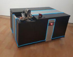 Vacuum cooling system - V-Chiller