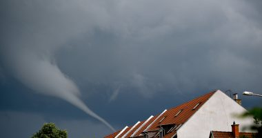 funnel cloud weather