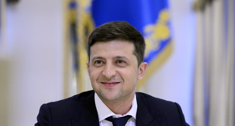 zelensky ukraine