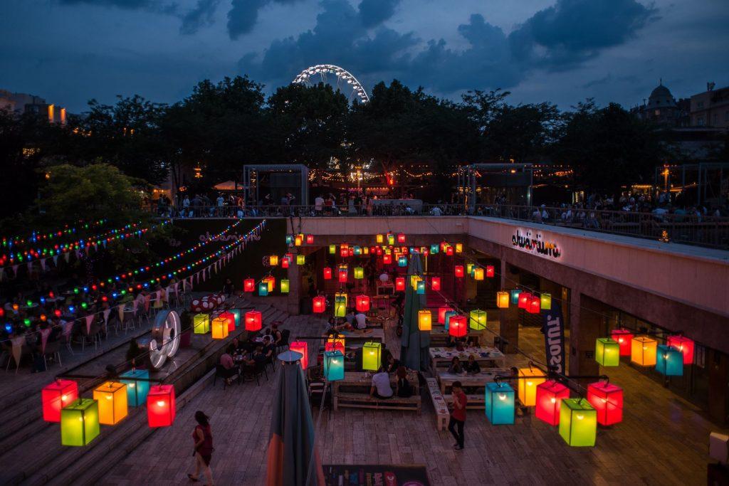 Akvárium Terrace