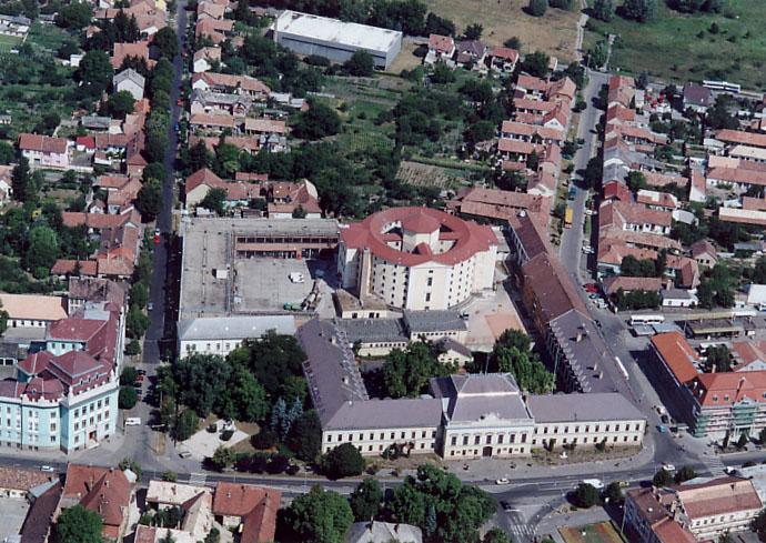 Balassagyarmat, prison, Hungary