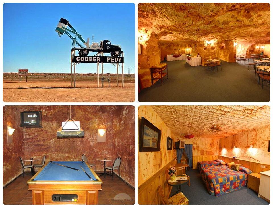 Coober Pedy underground homes - Australian opal2