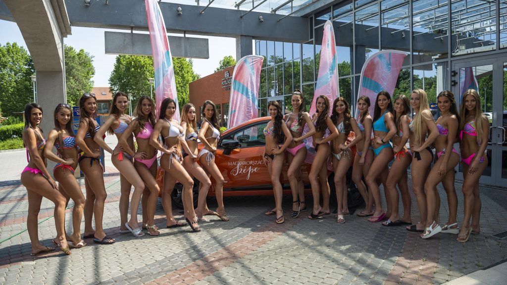 Miss World Hungary versenyzők