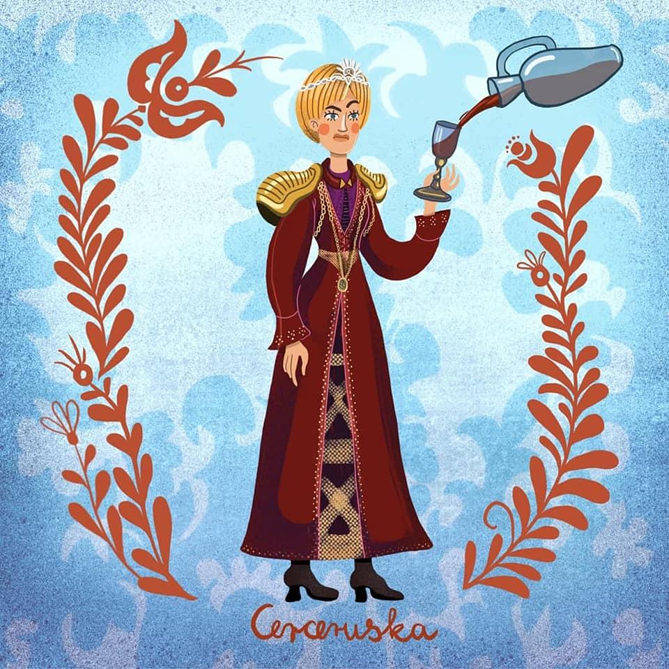 Hungary Game of Thrones folktale