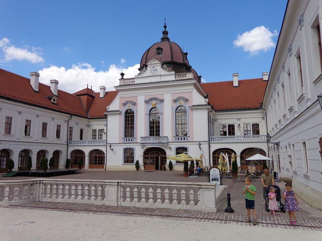 Grassalkovich Castle, Hungary, Gödöllő
