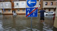 Hungarian Towns flooded in several counties