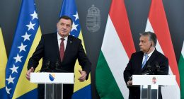 Hungary, Republika Srpska agree to intensify ties