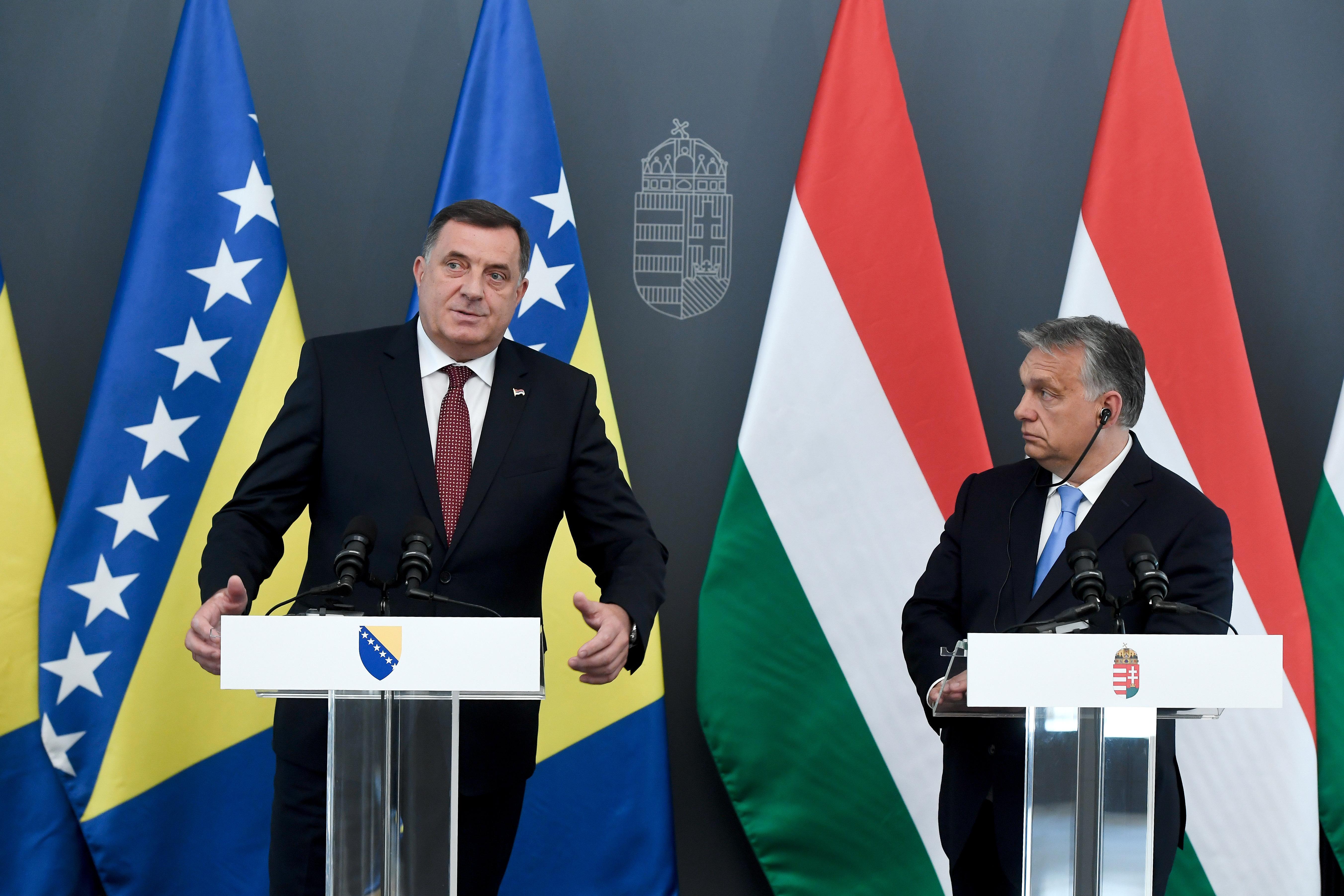 Hungary, Republika Srpska agree to intensify ties