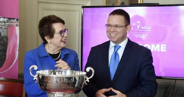 Budapest has been selected to host the finals of the women's tennis Fed Cup in 2020, 2021 and 2022
