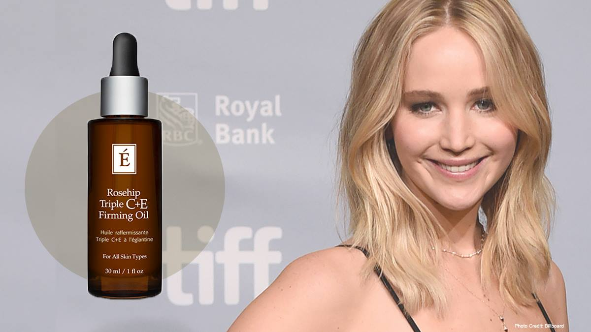 Jennifer Lawrence Éminence Hungarian cosmetics