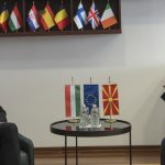 macedonia hungary foreign ministers