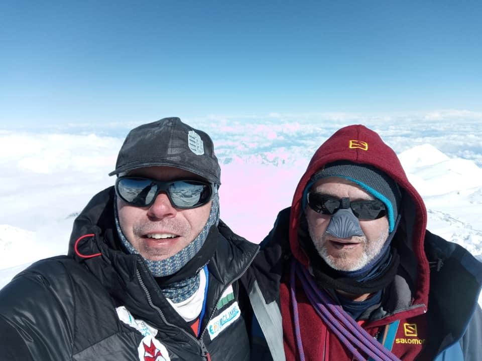 Neszmélyi Emil Koncz Ákos Seven Summits