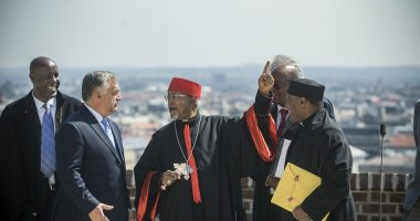 Prime Minister Viktor Orbán had talks with Ethiopian Christian leaders