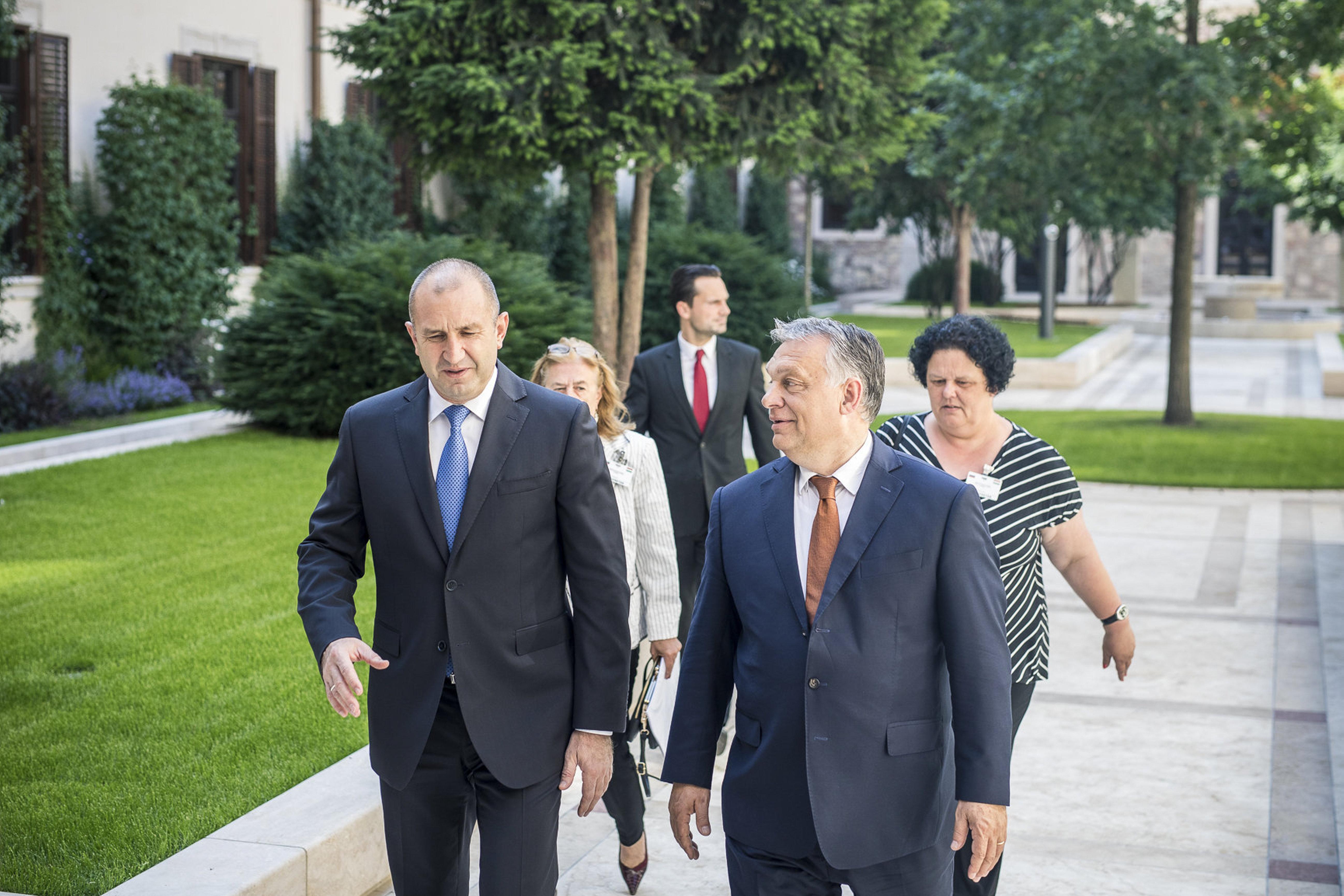 orbán radev