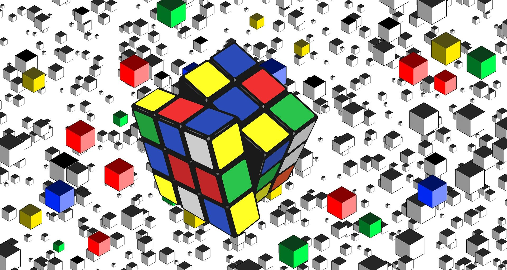 Rubik's Cube Hungarian invention