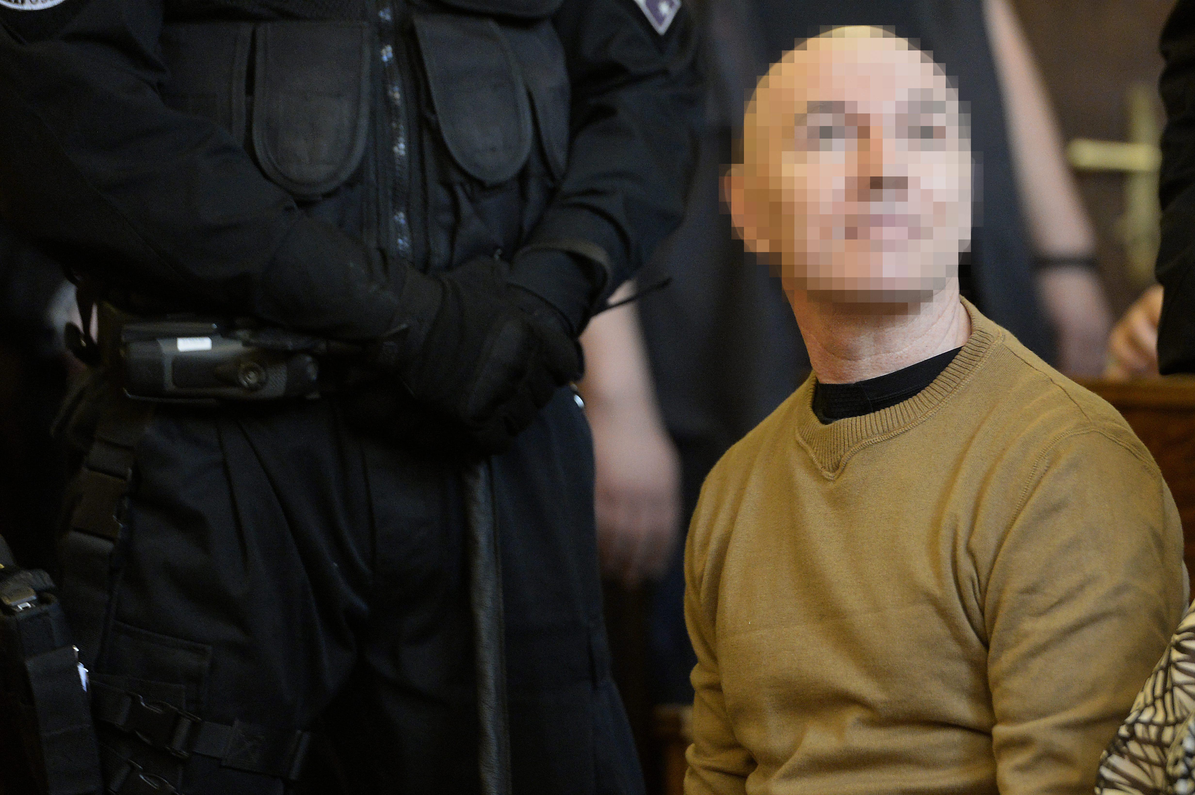 rohác Slovak criminal Rohac confesses to 90s murder of businessman Prisztás