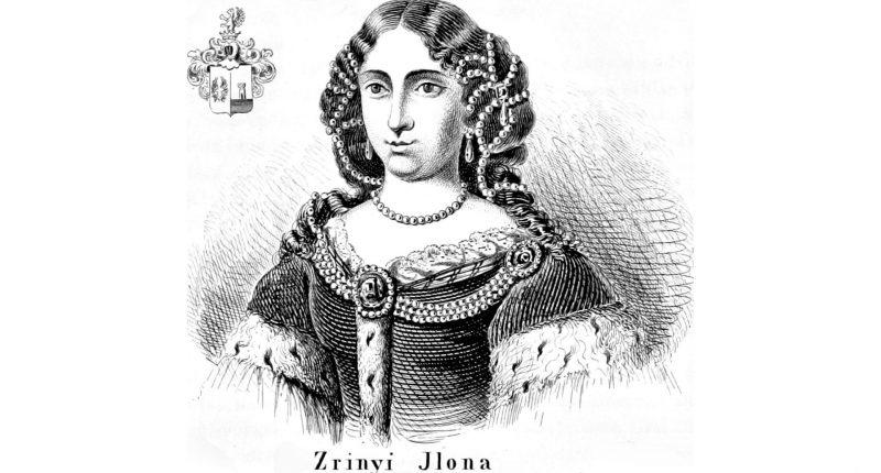 Ilona Zrínyi, Hungary