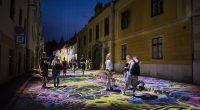 Zsolnay Light Festival in Pécs
