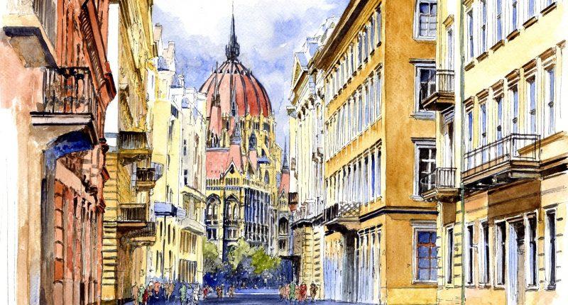 architecture budapest