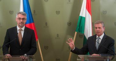 hungary czech republic defence