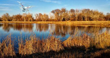 drone Lake Balaton safety